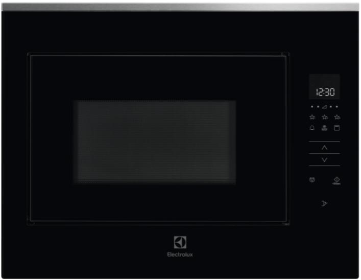 Компактная, встраиваемая микроволновая печь Electrolux KMFD264TEX