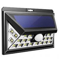 Led светильник на солнечной батарее