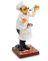 Коллекционная статуэтка Повар Forchino, ручная работа FO 85500