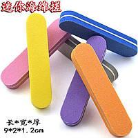 Баф-шлифовщик для ногтей mini 100/180 Sun Shine