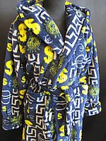 Махровые халаты для подростков, фото 1