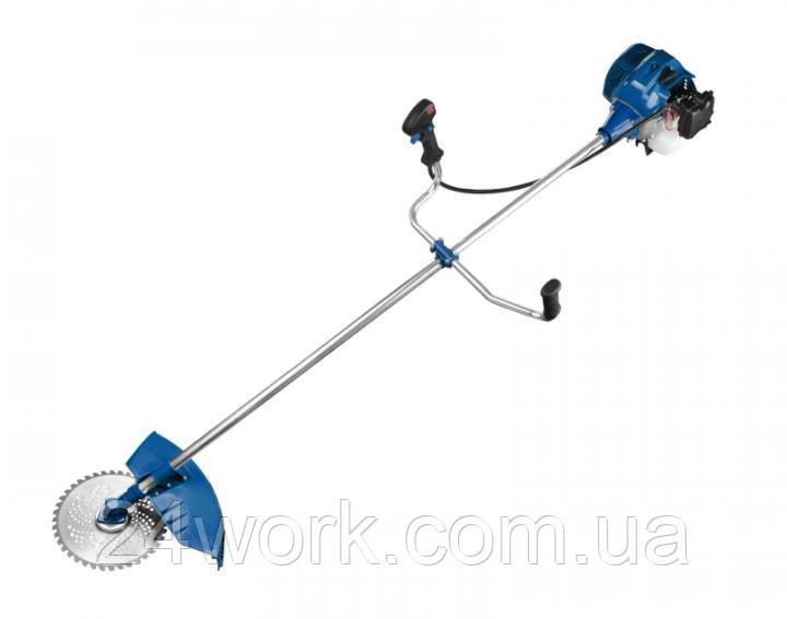 Триммер бензиновый Baikal  PRO BGT - 6600(2 ножа,4 катушки,ремень-ранец)