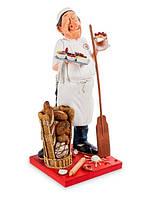 Коллекционная статуэтка Пекарь Forchino, ручная работа FO-85539