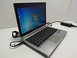Компактный и мощный HP EliteBook 2570p, i7 3520m 2.9-3.6, 4 ГБ DDR3, 500 ГБ hdd, батарея до 5 часов, фото 2