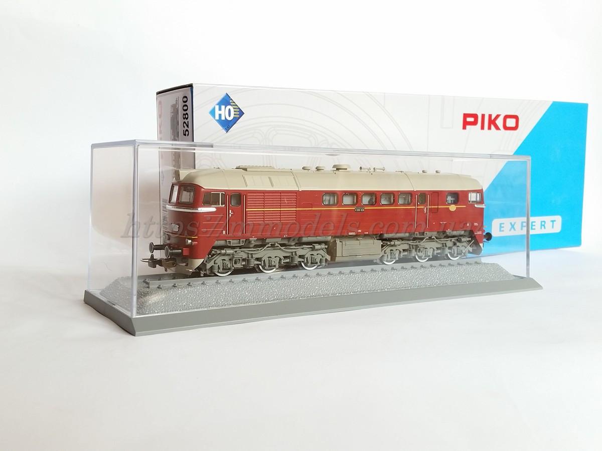 PIKO 52800 Модель тепловоза BR V200 DR III / H0 1:87