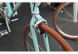 Электровелосипед Xiaomi YunBike C1 Women`s Elegant Blue, фото 3
