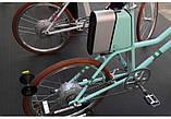 Электровелосипед Xiaomi YunBike C1 Women`s Elegant Blue, фото 5