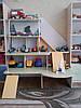 Примеры работ дошкольной мебели Design Service