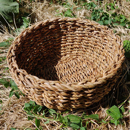 Корзина плетеная, фото 2