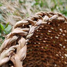 Корзина плетеная, фото 3