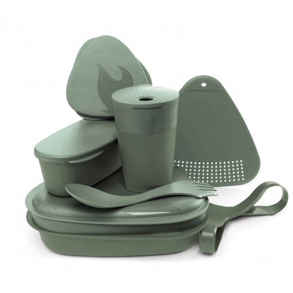 Набор посуды Light My Fire MealKit BIO sandygreen (2413610610)