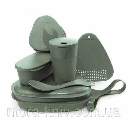 Набор посуды Light My Fire MealKit BIO sandygreen (2413610610), фото 2