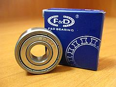 Підшипник F&D 6000Z (10х26х8 мм)