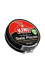 KIWI крем для взуття шайба ЧОРНИЙ 50 мл, фото 1