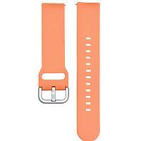 Ремешок DK Silicone Candy для Xiaomi Amazfit Bip (orange)