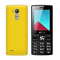 Servo V9300   Yellow  2 сим,2,4 дюйма,1,3 Мп,1100 мА\ч.