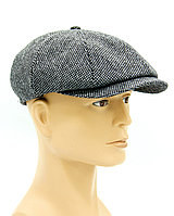 Кепка мужская, кепка восьмиклинка, кепка хулиганка - Классик