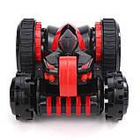 Автомобиль трансформер, перевёртыш на радиоуправлении  JJRC Q49 ACRO красный (JJRC-Q49R), фото 5