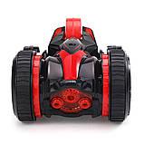 Автомобиль трансформер, перевёртыш на радиоуправлении  JJRC Q49 ACRO красный (JJRC-Q49R), фото 6