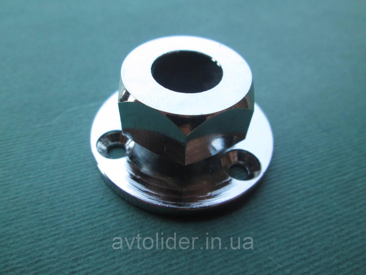 Латунный гермопроход для кабеля