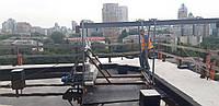 Кран в окно 1 тонна, К-4, 380В, консольный кран на одну тонну