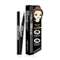 The Orchid Skin Карандаш-подводка для глаз Черная Lasting Brush Pen Liner