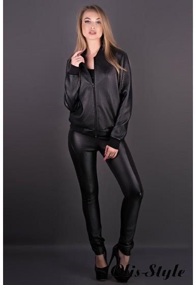 Спортивный костюм Пейрис черный