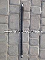 Вал БОКОВОЙ косилки роторной (для мотоблока из ременным приводом) КР-01, самый длинный