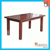 Раскладной деревянный стол TokarMebel «Класик»
