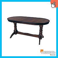 Деревянный стол TokarMebel «Гостинный»,