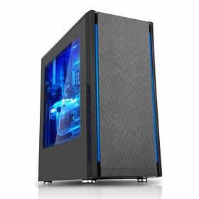 Игровой компьютер NG i3-8100 D4 / i3-8100 / DDR4-8Gb / HDD-1Tb / GeForce GTX1050Ti 4gb