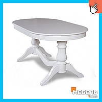 """Раскладной деревянный стол TokarMebel """"Эдевельс"""""""
