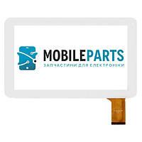 Оригинальный Сенсор (Тачскрин) для планшета E-C9005-03 (233х143мм, 50pin)(Белый)
