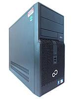 Игровой компьютер бу ПК , процессор Intel Core i7 2600 4 ядра 3.4GHz, ОЗУ 16GB DDR3 , видеокарта GTX 1060 6g