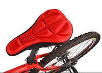 Чехол на велоседло, чехол на седло в разных цветах