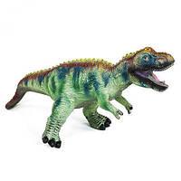 """Динозавр резиновый """"Тираннозавр"""", со звуком Q9899-505A"""
