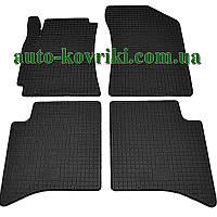 Резиновые коврики в салон Geely MK 2006- (Stingray)