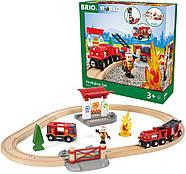 BRIO World НАБОР Пожарная станция 33815, фото 2