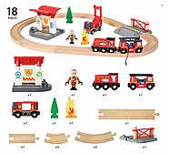 BRIO World НАБОР Пожарная станция 33815, фото 4