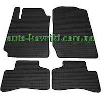Резиновые коврики в салон Suzuki Grand Vitara 2005- (Stingray)