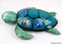 Проектор звездного неба Морская Черепаха-ночник,