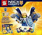 "Конструктор SY 722 ABCD ""Nick Knights"". Аналог Lego Nexo Knights 4 вида, фото 5"