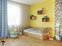 Детская кровать Милена с механизмом 80х190 см. Лев Мебель
