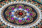 Набор для вышивки бисером Мандала (27 х 27 см) Абрис Арт AB-691, фото 4