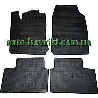 Резиновые коврики в салон Opel Vectra B 1995-2001 (Stingray)