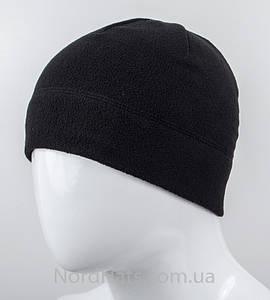 """Флисовая шапка """"Эверест"""" (Черный)"""