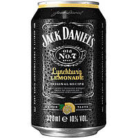 Jack Daniel's Lemonade 330 ml 10% Alk
