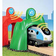 Комплектующие для конструкторов BRIO Поезд с управляющим тоннелем 33834, фото 7