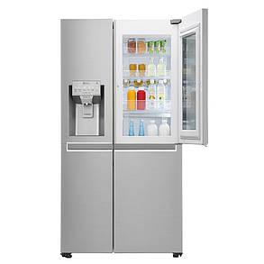 Холодильник LG GSX961NSAZ, фото 2