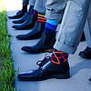 Чоловічі шкарпетки з туфлями. 5 порад. що допоможуть правильно дібрати шкарпетки.